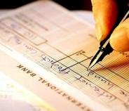 Autorización para retiro de cheques por un tercero
