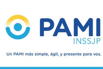 PAMI: nuevo logo en recetas electrónicas