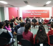 Visita de alumnos de la carrera de Farmacia
