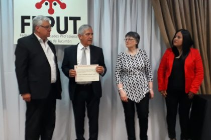 FEPUT: Acto por el Día del Profesional Universitario Argentino