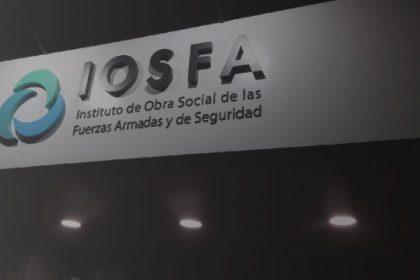 Reducción cobertura vademecum general IOSFA