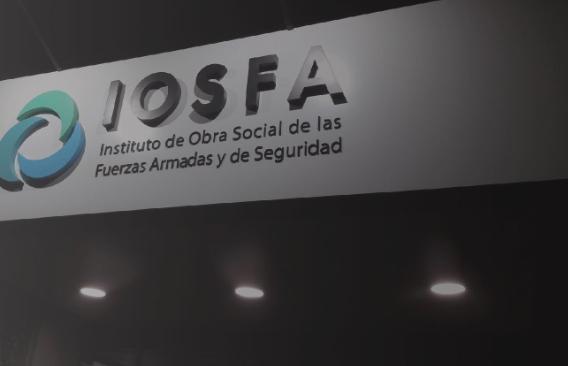 Corte de crédito: IOSFA y Policía Federal