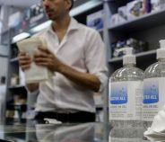 Resolución 102/2020 sobre los precios del alcohol en gel
