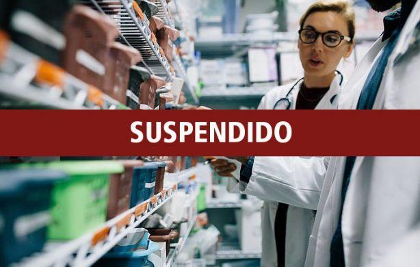 Se suspenden las Jornadas de Farmacia Hospitalaria previstas para este mes