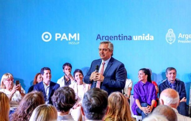 PAMI: lanzamiento del Programa Vivir Mejor