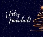 Los mejores deseos para todos nuestros colegas en esta Navidad!