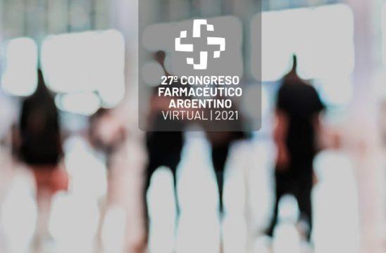 Congreso Farmacéutico Argentino Virtual 2021
