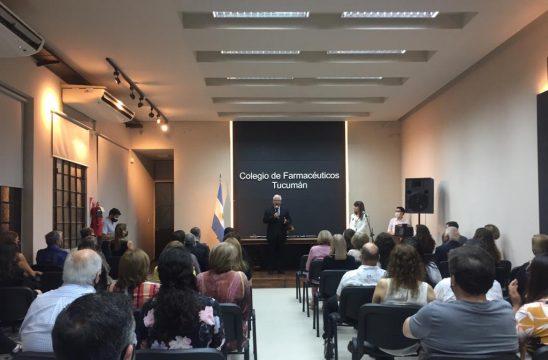 Acto Académico por el Día del<br>Farmacéutico Argentino
